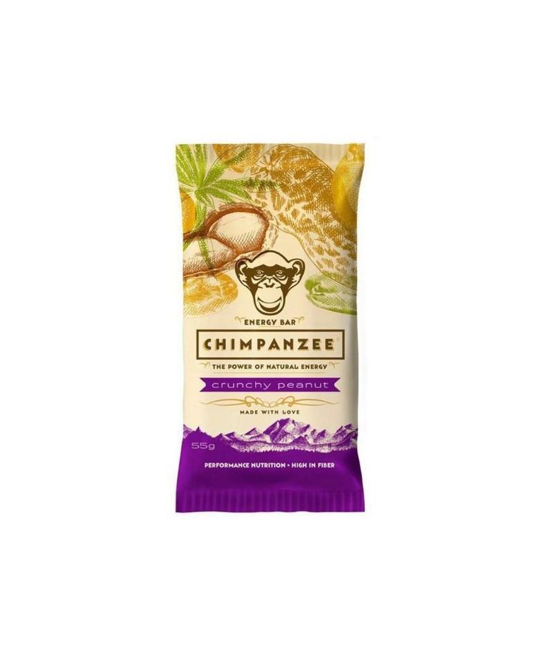CHIMPANZEE ENERGETICKÁ TYČINKA křupavých arašídů