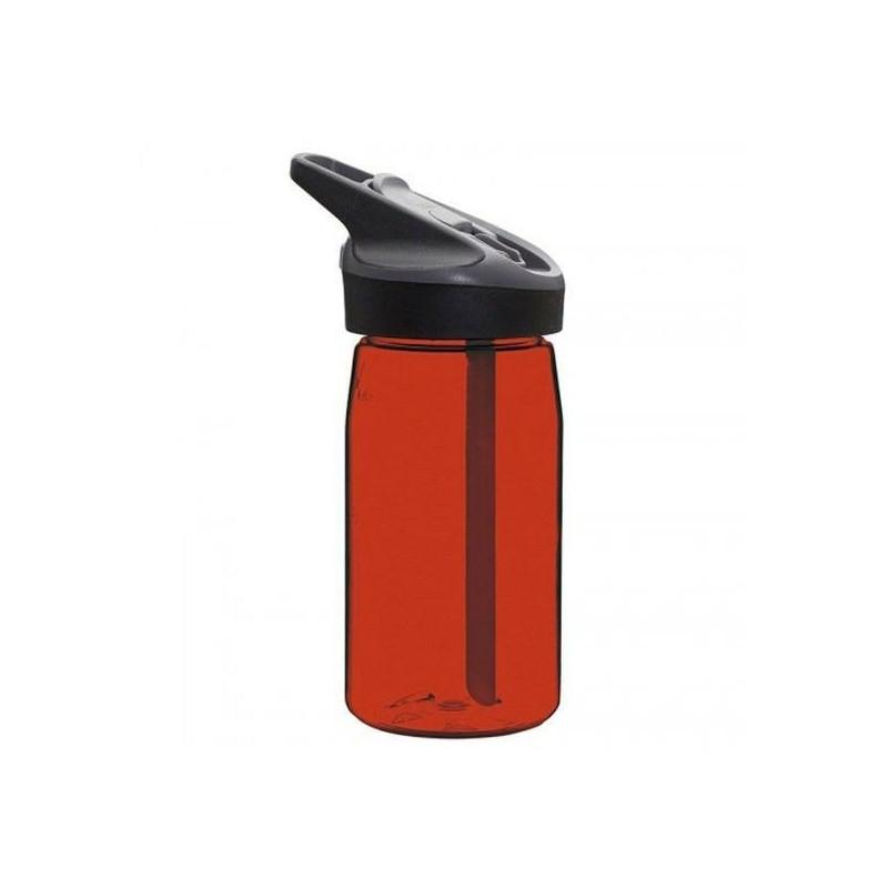 Tritan láhev 0.45 L. red Jannu cap