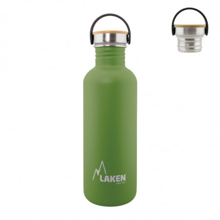 LAKEN BASIC STEEL BOTTLE 1000ML