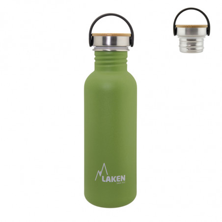 LAKEN BASIC STEEL BOTTLE 750ML