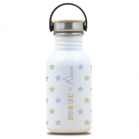 LAKEN BASIC STEEL BOTTLE 500ML