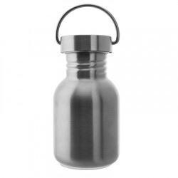 LAKEN CLASSIC THERMO stainless thermo bottle 750 ml yellow