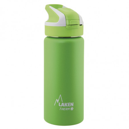 St. steel thermo bottle 18/8 Summit  - 0,50L  - Gr