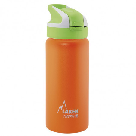St. steel thermo bottle 18/8 Summit  - 0,5L  - Ora