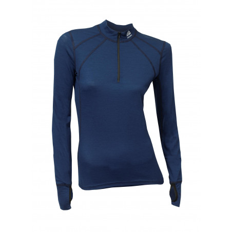 LightWool Zip Shirt, Woman