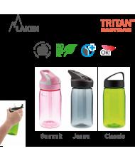Laken TRITAN CLASSIC plastová láhev 450ml - magenta - BPA FREE