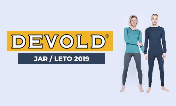 Devold Spring / Summer 2019